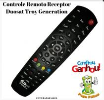 Controle duo troy  hd generation 3g teclas macias - - Troy hd generation