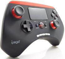 Controle Gamepad Bluetooth PG-9028 Touchpad Multimídia - Ipega