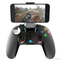 Controle Gamepad Sem Fio P/ Celular Bluetooth Joystick android / ios ipega Wolverine -