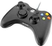 Controle gamer xpad para pc e xbox com fio js063 - Multilaser