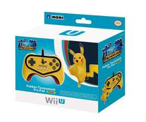 Controle Hori Pokken Tournament Pro Pad Pikachu Switch Wii U - Nintendo
