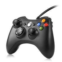 Controle Joystick Altomex P/ Xbox 360, Xbox One e Pc Com Fio - ALTO-360 -