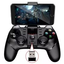 Controle Joystick Bluetooth para Android/IOS/Ps3/PC - Modelo PG-9076 - IPEGA - Ípega