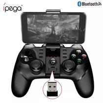 Controle Joystick Bluetooth para Android/IOS/Ps3/PC - Modelo PG-9076 IPEGA -