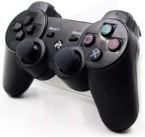 Controle Joystick compatível para Ps3 Sem Fio Doubleshock  Wireless -