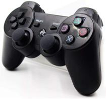 Controle Joystick Doubleshock para Ps3 Sem Fio-bluetooth Wireless -