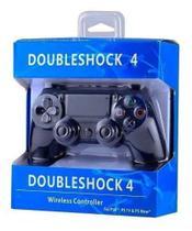 Controle Joystick Doubleshock Sem Fio Para Ps4 -