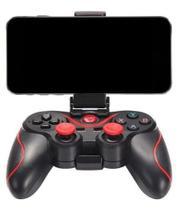 Controle Joystick para Celular Bluetooth  IOS / Android / PC / PS3 - -