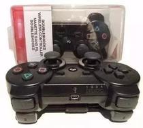 Controle Joystick Para Playstation Dualshock Ps3 Pc Com Fio - Xzhang