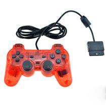 Controle Joystick Para PS2 Com Fio X-Trad - XD-022 - Xtrad