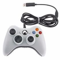 Controle Joystick para X-BOX 360 com Fio USB - T. s aguiar