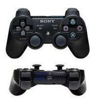 Controle Joystick Ps3 Dualshock Black Wireless Bluetooth - Sony -
