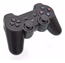 Controle Joystick S/ Fio PS3 Pc Notebook Game Controle Alta Qualidade - Doubleshock -