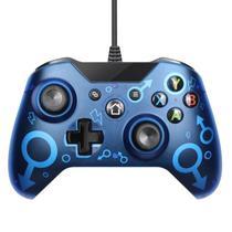 Controle Joystick Usb Com Fio 2,2m Para Xbox One Pc - OEM