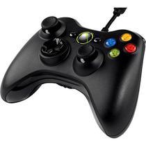 Controle Joystick Usb Com Fio Xbox 360 Feir -