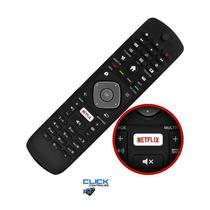 "Controle led philips smart tv 32phg5102 45""50"" 55"" - Mxt"
