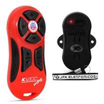 Controle Longa Distância JFA K1200 1200M + Central + Cordão -
