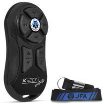 Controle Longa Distância JFA K1200 Alcance 1200 Metros Universal Reposição Preto -