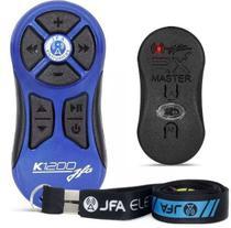Controle Longa Distancia JFA K1200 Azul 1200 Metros -