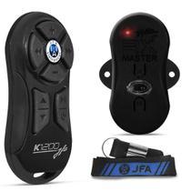 Controle Longa Distancia JFA K1200 Preto 1200 Metros -