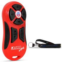Controle Longa Distancia JFA K1200 Vermelho - 1200 Metros Universal -