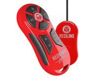 Controle longa distancia jfa red line vermelho/preto -