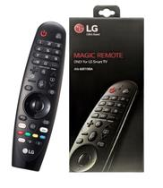 Controle Magic Remote LG An-mr19ba P/ Tv 55SM9000PSA - Original -