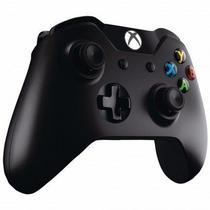 Controle / Microsoft / Xbox One / Sem Fio - Preto -
