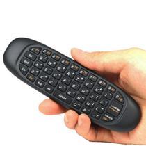 Controle Mini Teclado Air Mouse Wireless Sem Fio Android Tv - Sky