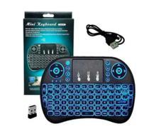Controle Mini Teclado Led /xbox /ps3/ps4 Smartv Tvandroid - Keybooard