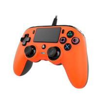 Controle Nacon Ps4 Wired Compact Laranja com fio