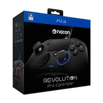 Controle NACON Revolution PRO para Playstation 4 (PS4) e PC Preto -