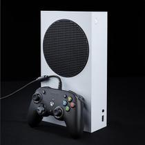 Controle Nacon Wired Pro Compact Controller Black (Com fio, Preto) - XBOX SERIES X/S, XBOX ONE e PC - Microsoft