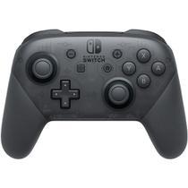 Controle / Nintendo / Switch Pro / Sem Fio - Preto -