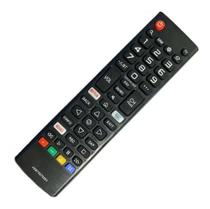 Controle P/ Tv Smart Lg C/ teclas Netflix Prime Video Movies -