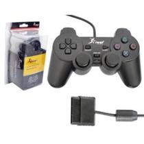 Controle p/ Video Game PS2  - NS-2121 KNUP