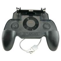 Controle para celular Game Handle com gatilhos e ventilação - Webstore