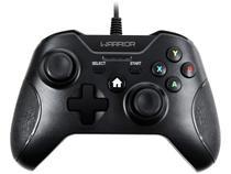 Controle para PC/Xbox One com Fio - JS078 Warrior Preto