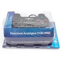 Controle para PS1/PS2 com fio Inova CON408Z -