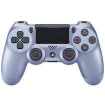Controle para PS4 - DualShock - Azul Titânio - Sony -