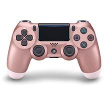 Controle para PS4 - DualShock - Rosa Dourado - Sony -