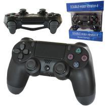 Controle Para Ps4 Playstation Play Pc Sem Fio Wireless - Altomex
