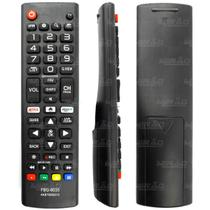 Controle Para SMART TV LED LG com Funcao NETFLIX E AMAZON - FBG-8035 - Dmix