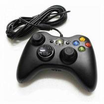 Controle para Xbox 360 c/ fio Importado - Fear