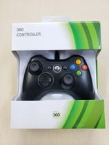 Controle Para Xbox 360 E Pc Com Fio 2M - Controller 360 -
