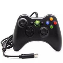 Controle Para Xbox 360 E Pc Com Fio - Duraweel