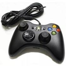 Controle Para Xbox 360 E Pc Com Fio Slim Joystick Xzhang -