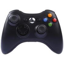Controle Para Xbox 360 Pc Ps3 Joystick Sem Fio Wireless -