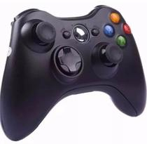Controle Para Xbox 360 Sem Fio Original Knup Feir Só Hoje -