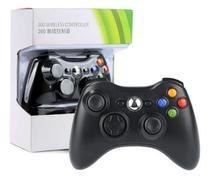 Controle  para Xbox 360 Sem Fio Wireless Joystick Slim - TYz